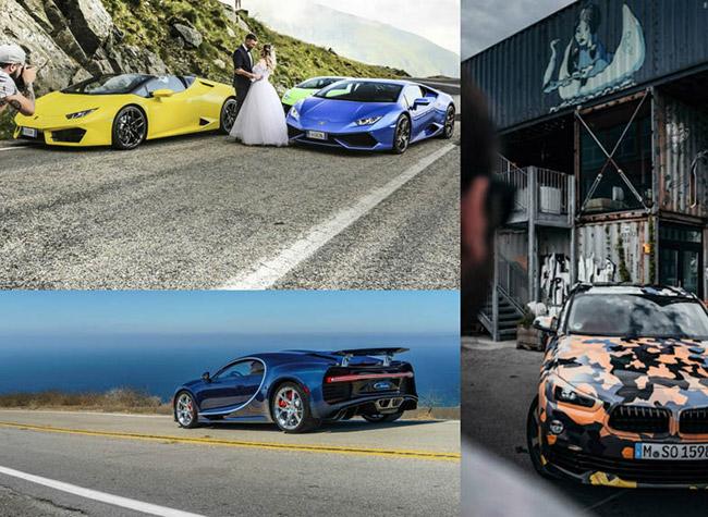 محبوبت ترین خودروها در اینستاگرام کدامند