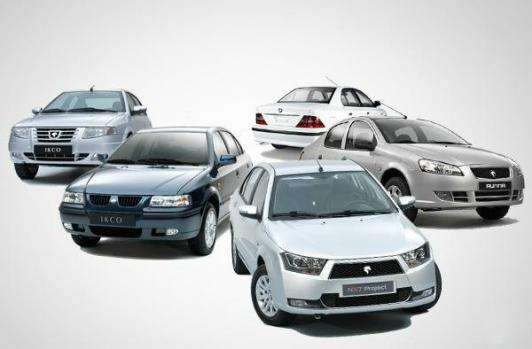 نتیجه تصویری برای محصولات ایران خودرو